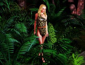 Sheela - Princess of the Jungle