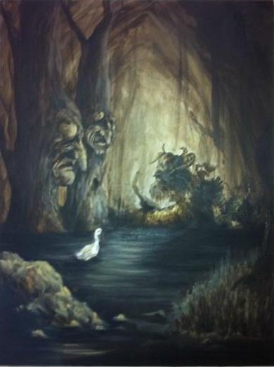 Littleriver by hessypie