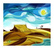 Sahara by Khaloodies
