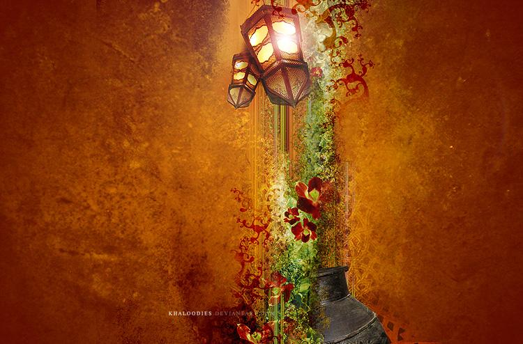 - Epiphytic Magic - by Khaloodies