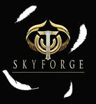 Skyforge T-shirt Entry 3 With Feathers