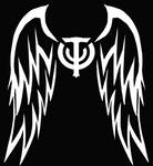 T-Shirt Skyforge Submission 3 logo BACK Wings