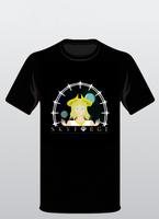 Skyforge T-shirt Entry 4 ONSHIRT by KingFirejet