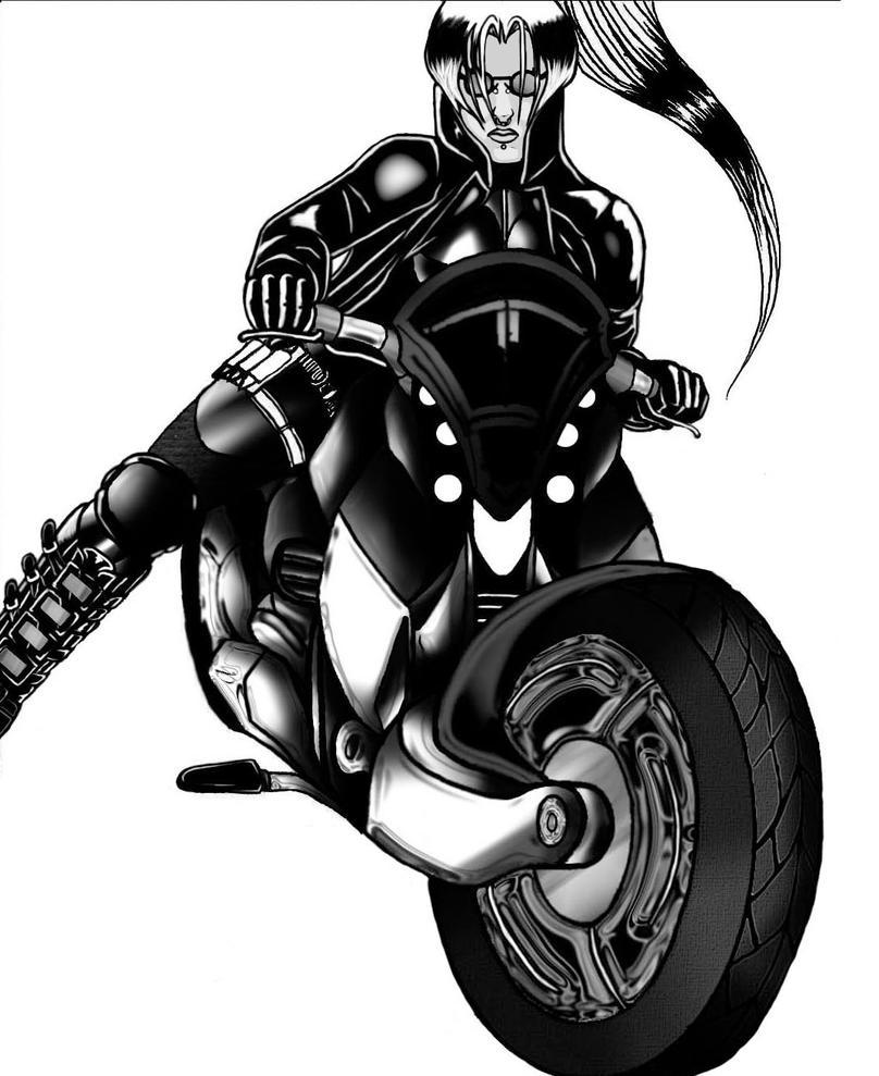 Motor by AlecZed