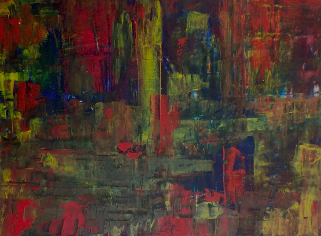 Untitled #128 by MikeConklinArtist