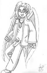 Spiner - Human Concept Sketch by spiner-storm