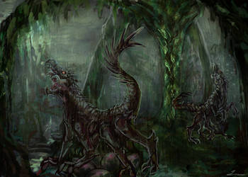 Planet Invasion by NerezaWorks
