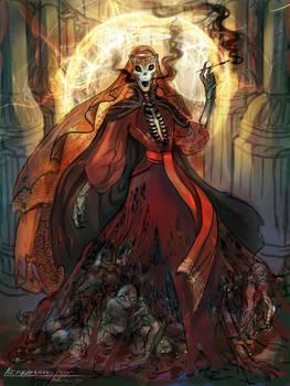 Undead queen