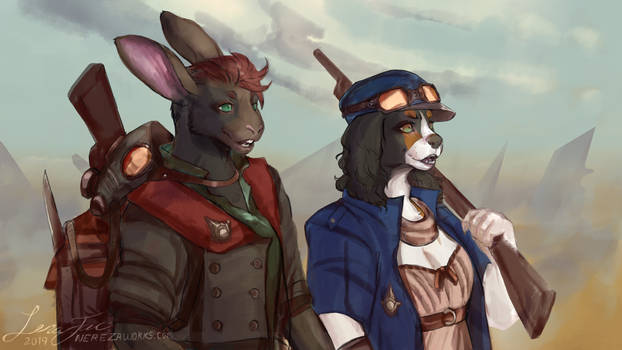 Athother beatiful day - commission