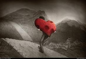 Love is a burden 2010
