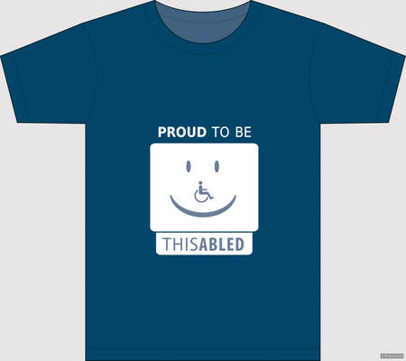 Proud to be disabled