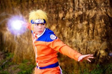 Rasengan Naruto by therealcarlosliao