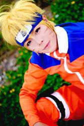 Uzumaki Naruto by therealcarlosliao