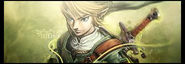 Collab Sig: Link by RyuuketsuEG