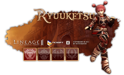 L2 Ryuuketsu Dwarf Signature