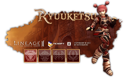 L2 Ryuuketsu Dwarf Signature by RyuuketsuEG