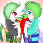 Anu and Kamina