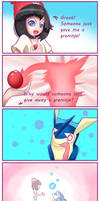 Moons first pokemon