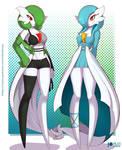 Gardevoir twins