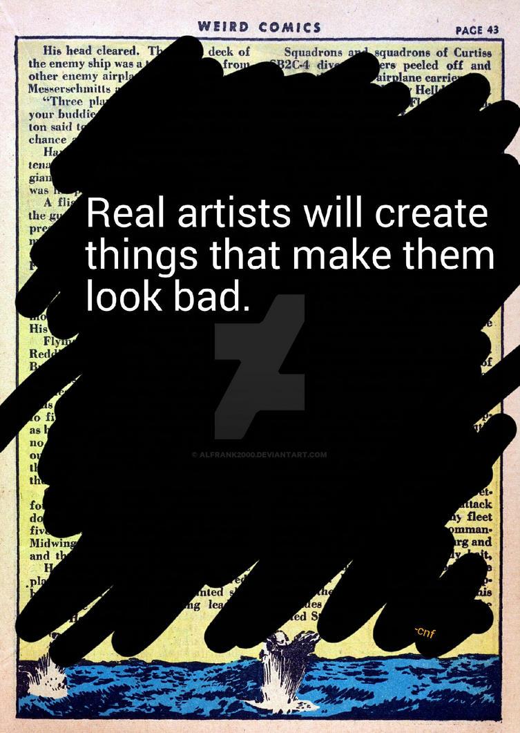Art rule 1 by alfrank2000