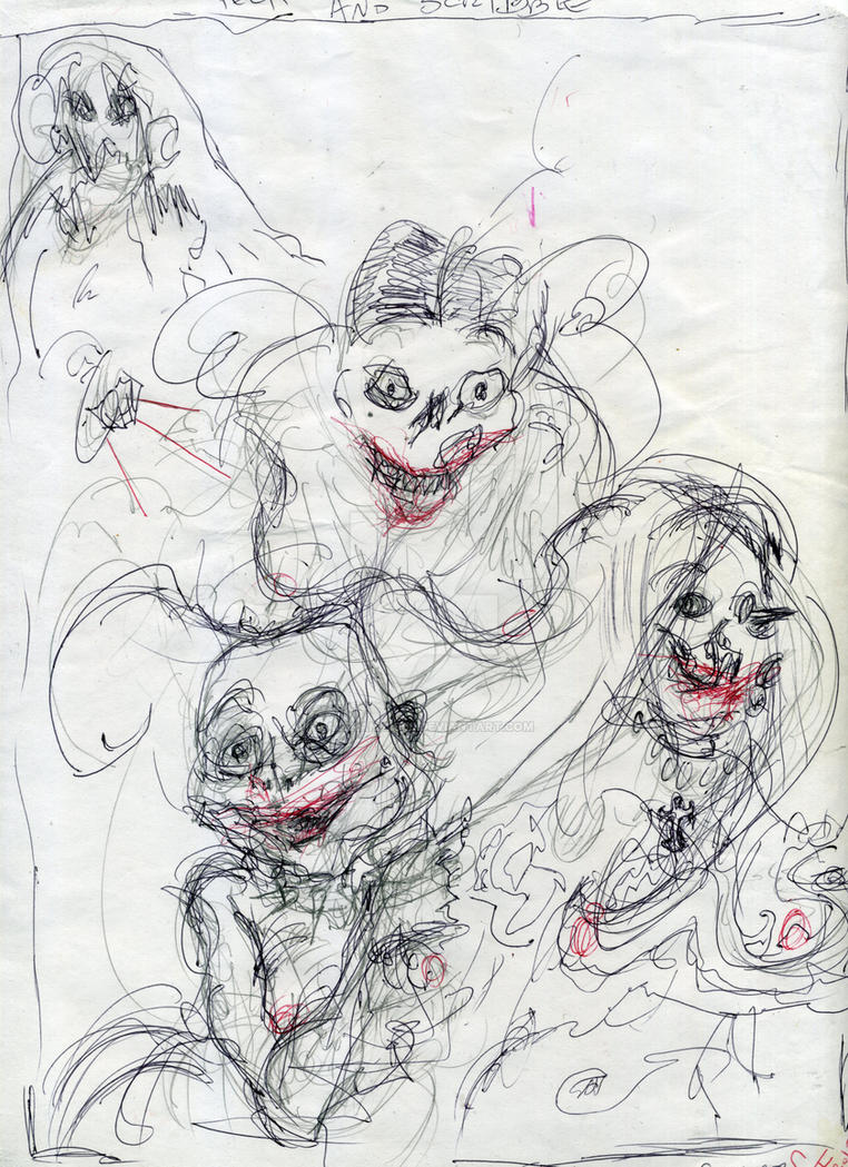CN Frankenstein vs. the Ghosts of girlfriends past by alfrank2000