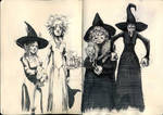 The Witches of Lancre