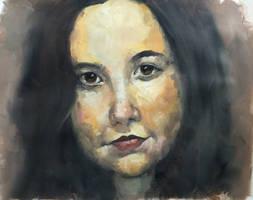 Portrait of Beena