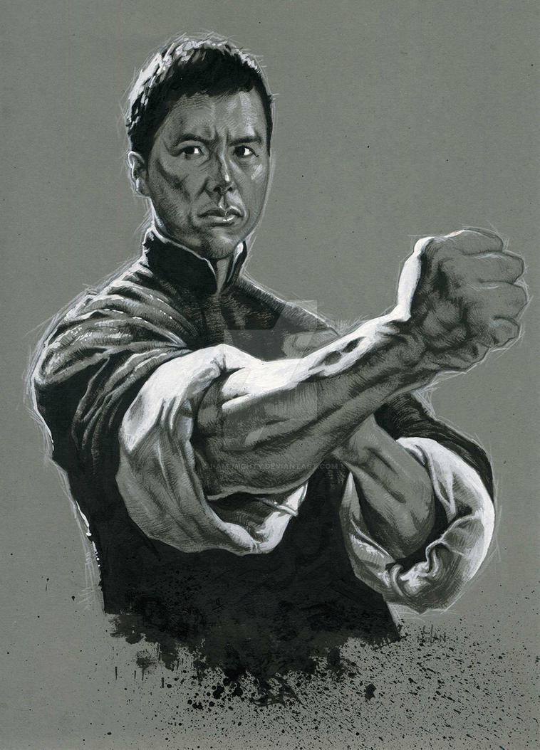 Donnie Yen by i-am-mighty