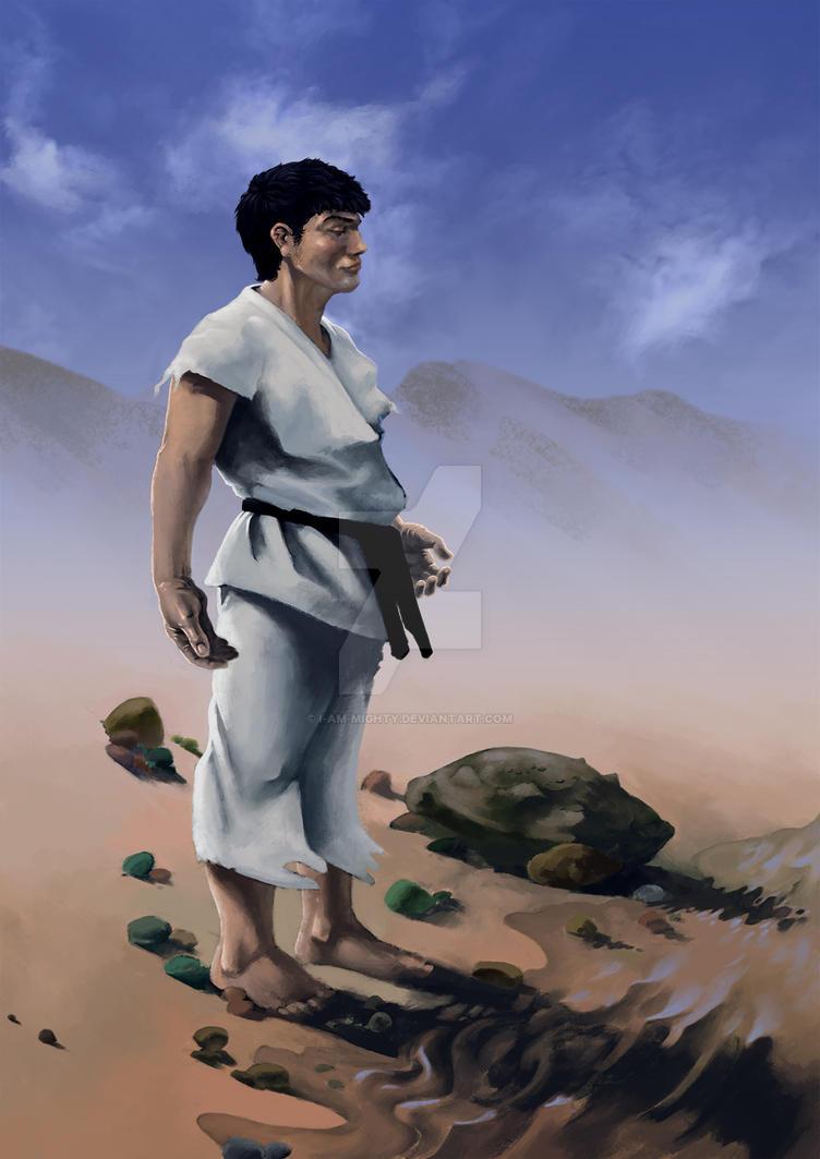The Judoka by i-am-mighty