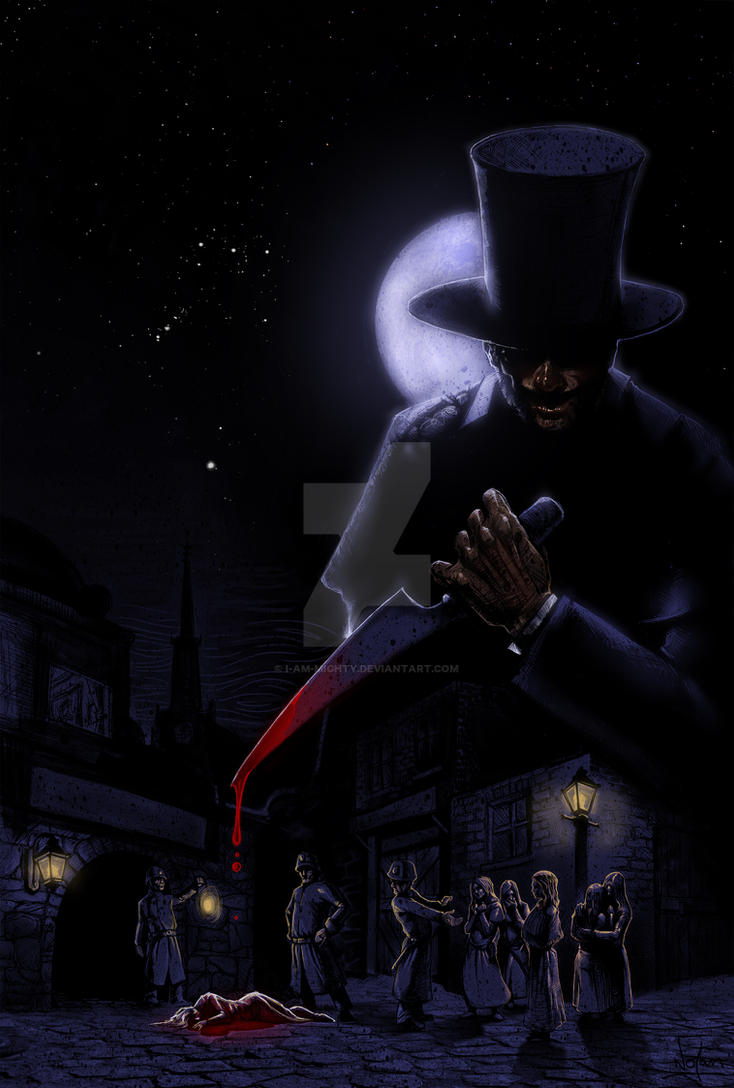 Jack the Ripper by i-am-mighty