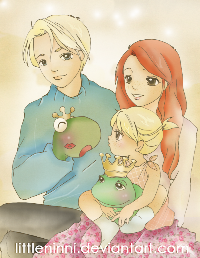 The Tale of the Frog Prince