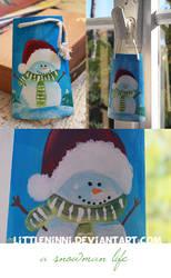 Snowman Life by LittleNinni