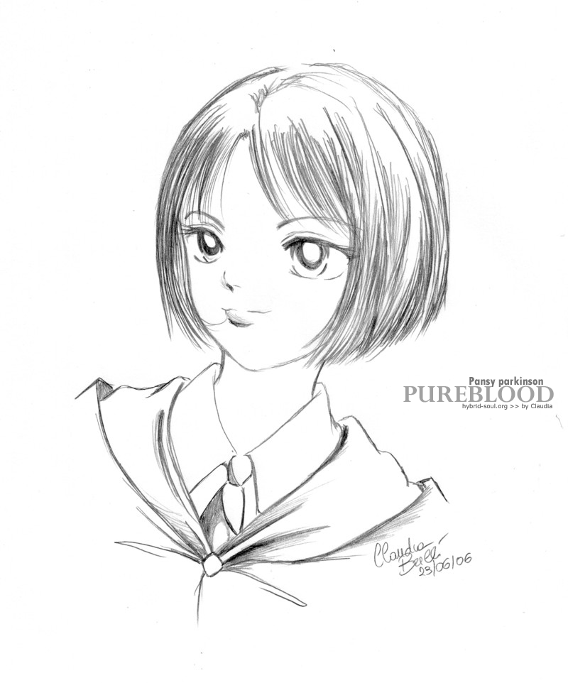 Pureblood by LittleNinni