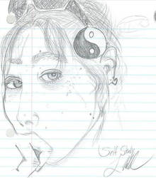 Self Study by VittoriaArchetype