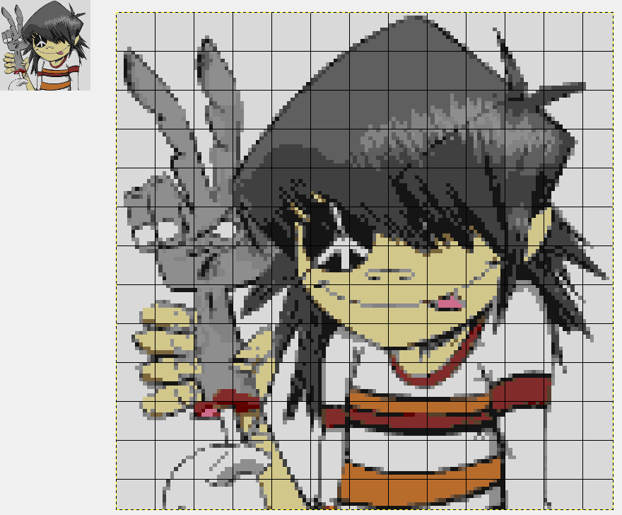 catmelonhat simple map pixelart