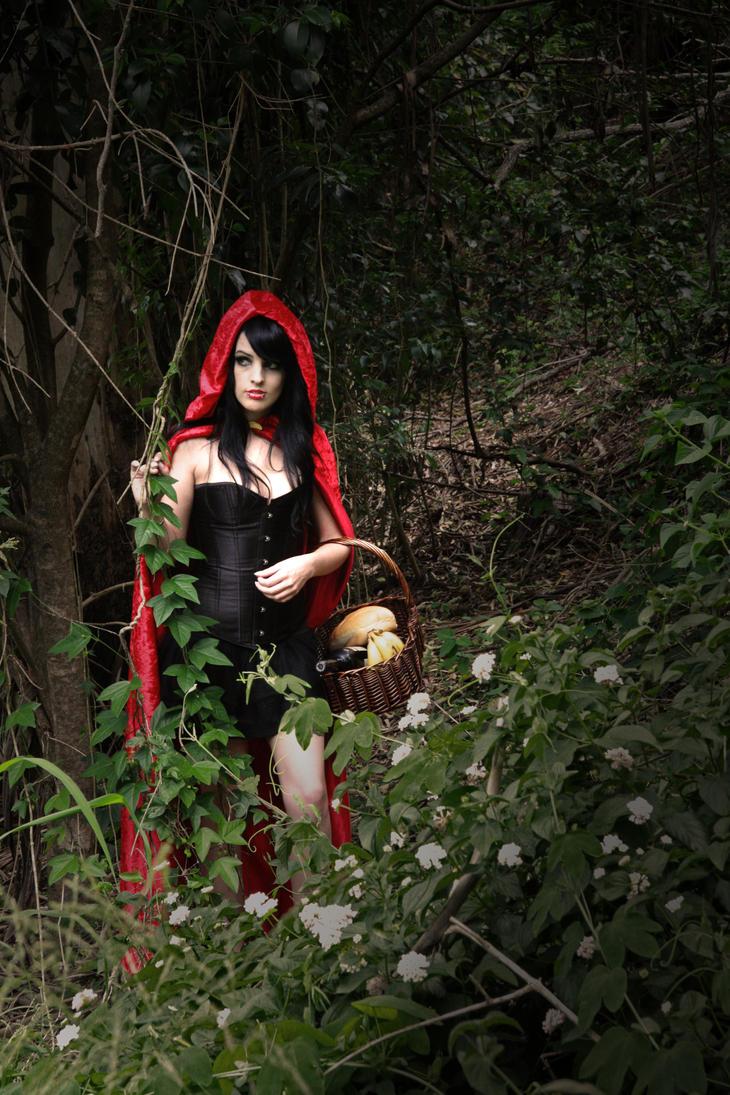 Little Red Riding Hood by nodkane
