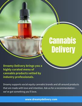 Cannabis Delivery Sacramento