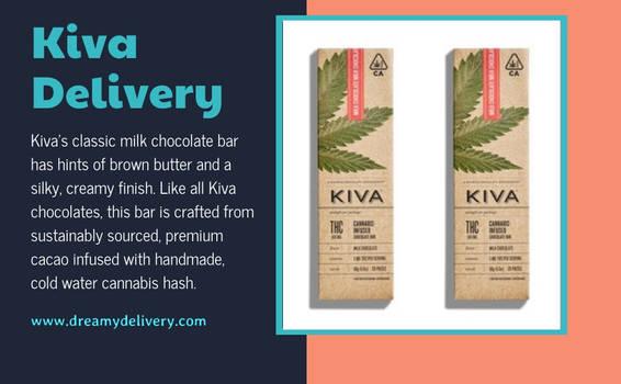 Kiva Delivery Sacramento