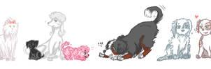 Webkinz dogs copy