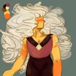 Digital painting practice - Jasper