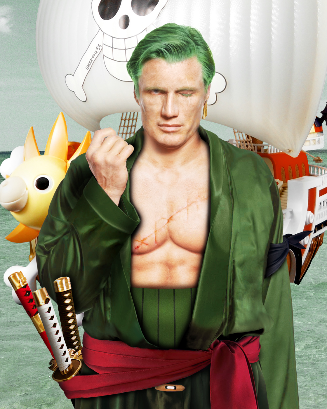 Zoro Bounty After Time Skip Roronoa Zoro (post-tim...