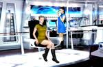 Space girlfriends