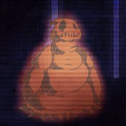 Creepy Pac: Clyde by Madvenomjack