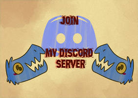 Come Join my server!