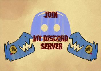 Come Join my server! by Madvenomjack