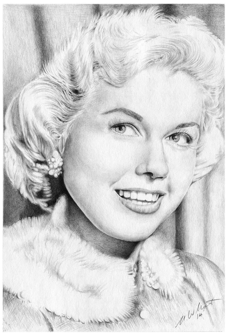 Doris Day new scan by Daddyo4
