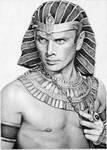 Yul Brynner as Rameses