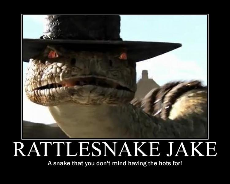 Rango Rattlesnake Jake Hat 3827 Usbdata