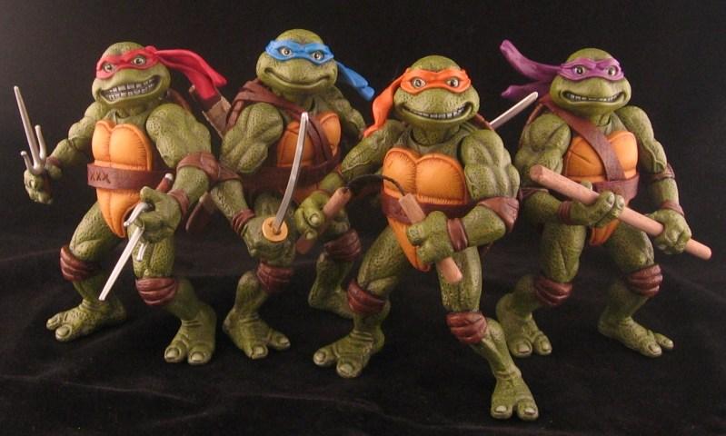 Teenage Mutant Ninja Turtles The Movie By Plasticplayhouse On