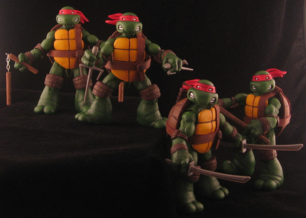 Tmnt 30 by plasticplayhouse